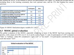 applied educational innovation MOOC